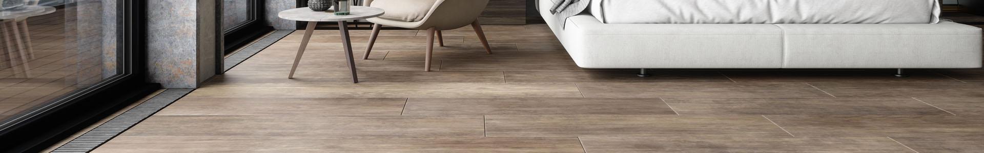 Podłoga w salonie